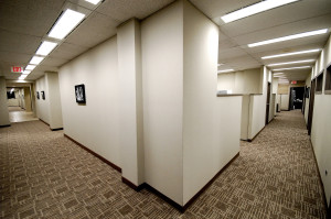 office hallways