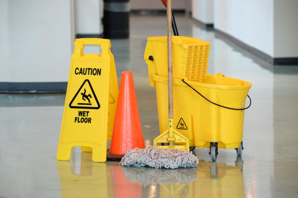 What To Expect From a Commercial Cleaning Service